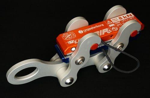 highlineGrip G2 SBR (last stock) orange-blue-silver