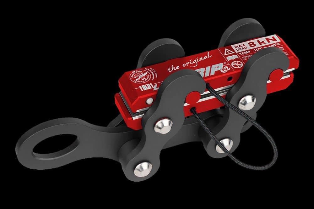 highlineGrip SBR black-red