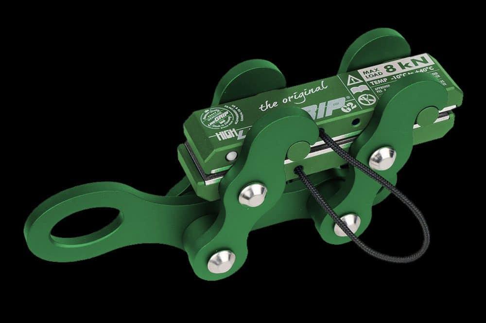 highlineGrip SBR green