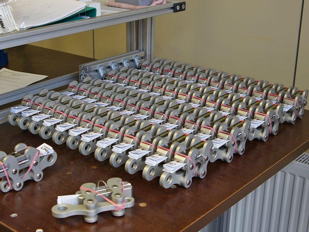 linegrip g3-al series production 2012