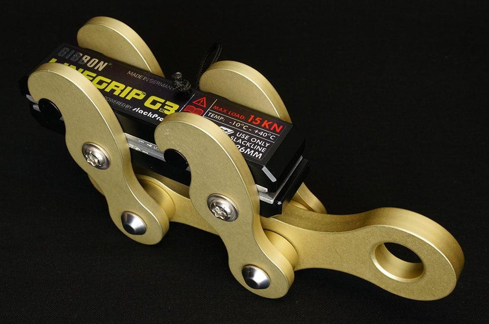 lineGrip G3 MK2 (last stock) black-gold