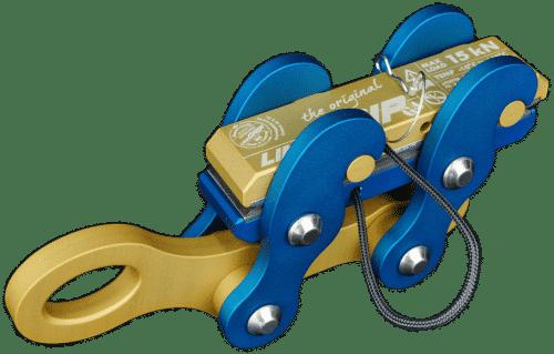 linegrip g4 multicolor gold-blue