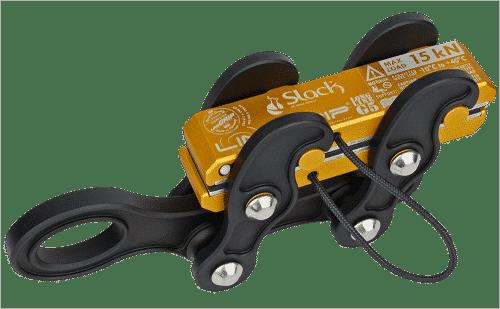 lineGrip G5 black-gold slack.fr edition