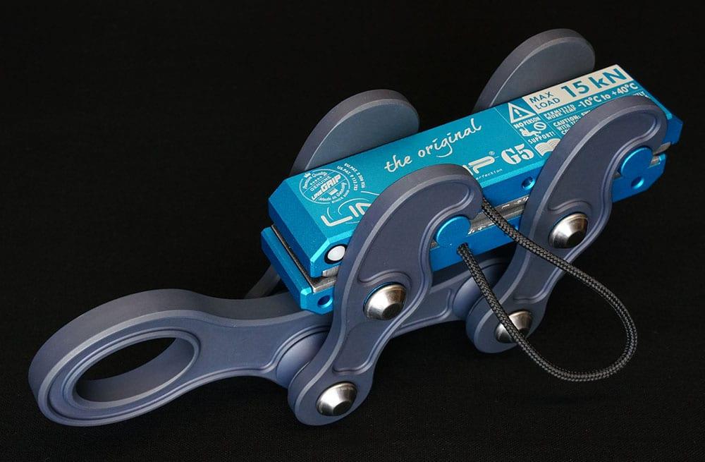 lineGrip G5 Limited blue-grey