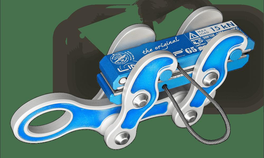 lineGrip G5 LE blue