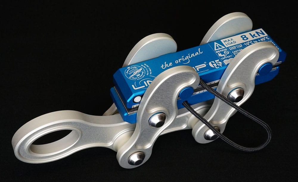 lineGrip G5 LT (light) blue-silver