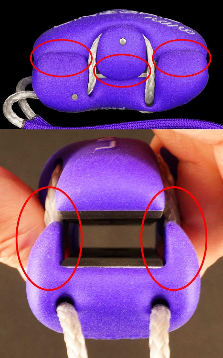 linegrip nano dyneema protective sheath