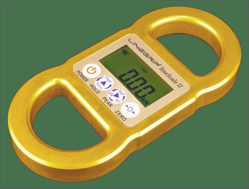 lineGrip lineScale-2 electronic Bluetooth slackline dyno